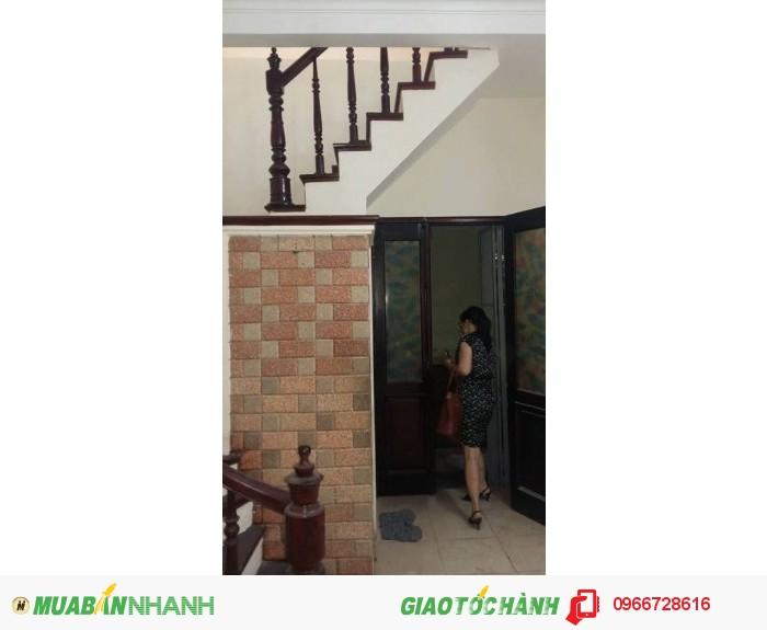 Bán nhà Đẹp, rẻ Giang Văn Minh,Tổng DT 23m, 4 tầng, MT 3.5m, 1.88 tỷ.