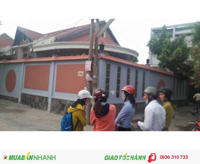 Bán lô góc 2MT, đường số 4 KDC Lilama Trường Thọ, Thủ Đức, gần công viên