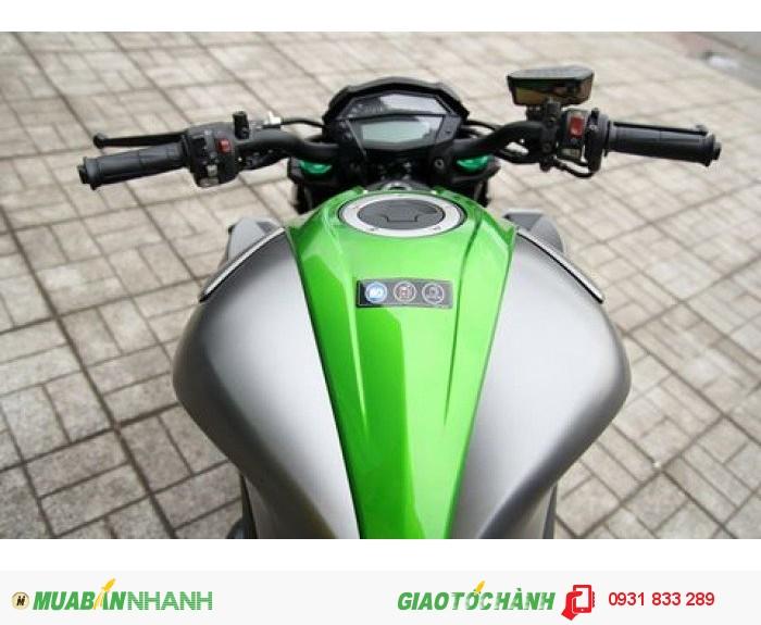 HCM// Bán -Kawasaki Z1000 phiên bản châu âu , Model 2016 .NEW 100%