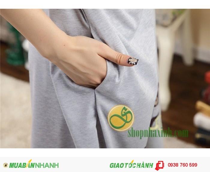 - Free size: dài váy 94cm, rộng ngực 104cm, rộng vai 43cm2