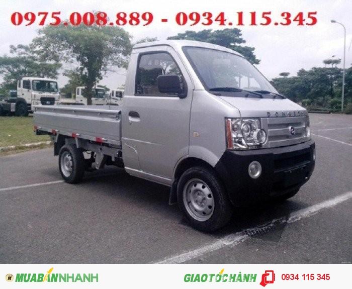 Bán xe tải Dongben 870kg Mua xe tải Dongfeng 700kg 800kg trả góp, giao xe ngay