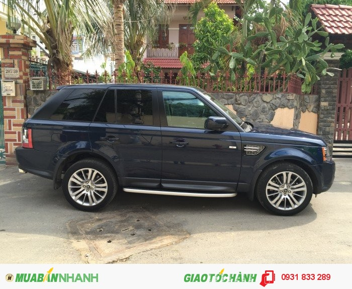 HCM// Cần bán Range Rover Sport HSE 5.0 Model 2013