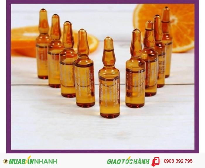 - Chữa lành sẹo lõm hoặc tái tạo da sau quá trình bị mụn, hỗ trợ collagen, tạo độ đàn hồi và săn chắc cho da.