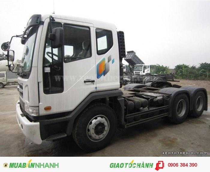 Tổng Đại Lý Đầu kéo Daewoo 2 cầu 340Ps-420Ps giao xe các tỉnh,GIÁ RẺ 1