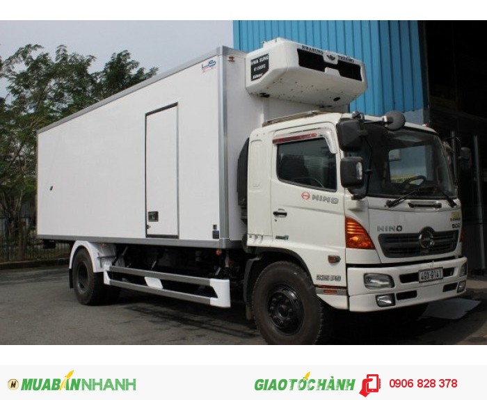 Hino 500 Series (MDT) sản xuất năm 2016 Số tay (số sàn) Xe tải động cơ Dầu diesel