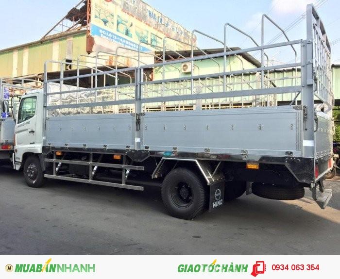 Hino Khác Số tay (số sàn) Xe tải động cơ Dầu diesel