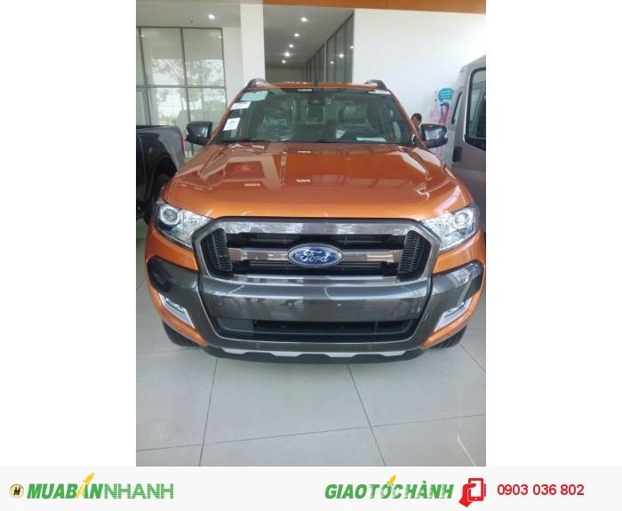 Ford Ranger Wildtrack 3.2 còn duy nhất một em giá rẻ