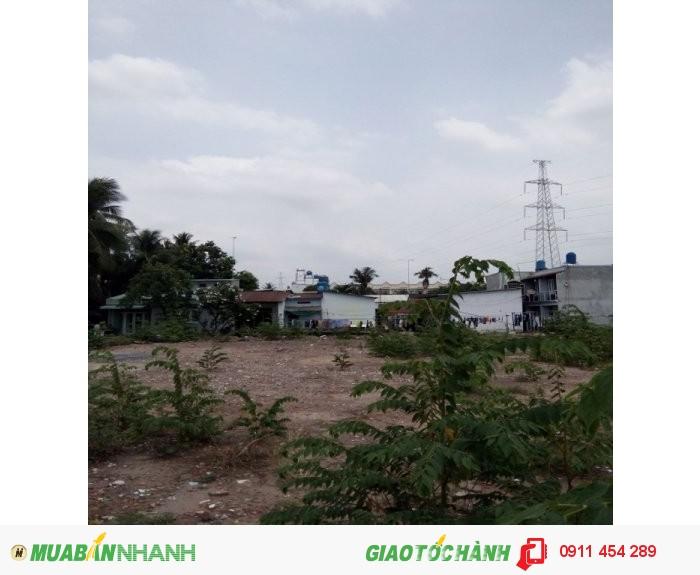 Đất Tô Ngọc Vân 4x22m giá 845 triệu/100m2 Q.12 gần trường học