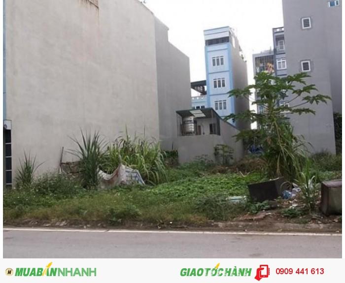 Đất thổ cư xây 100% ngay chợ Linh Xuân,TĐức, sổ hồng riêng /60m2