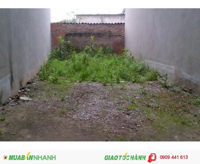 Bán rẻ đất ngay Phạm Văn Đồng/SHR/56m2=800tr sang tên ngay