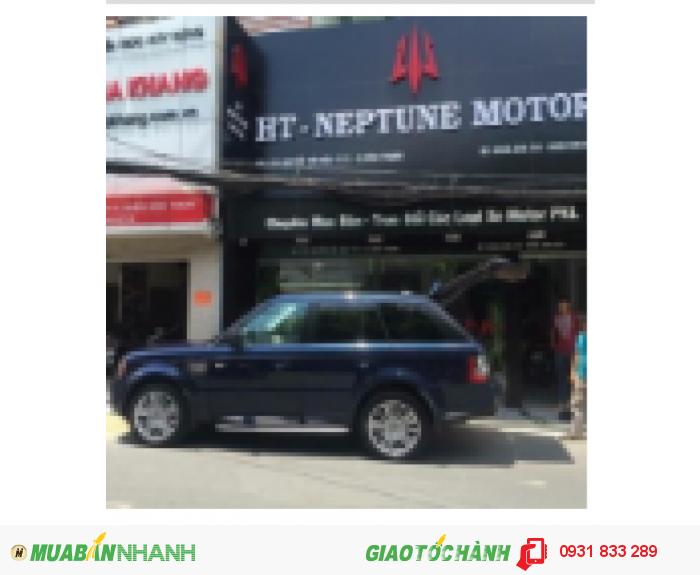 Cần bán gấp! Range Rover Sport HSE 5.0 Model 2013