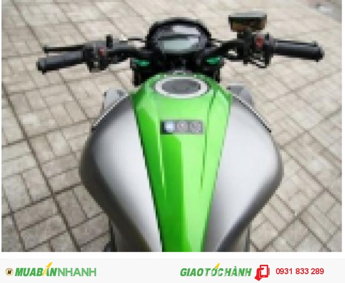Kawasaki Z1000 phiên bản châu âu, Full mã lực, bảo hành chính hãng