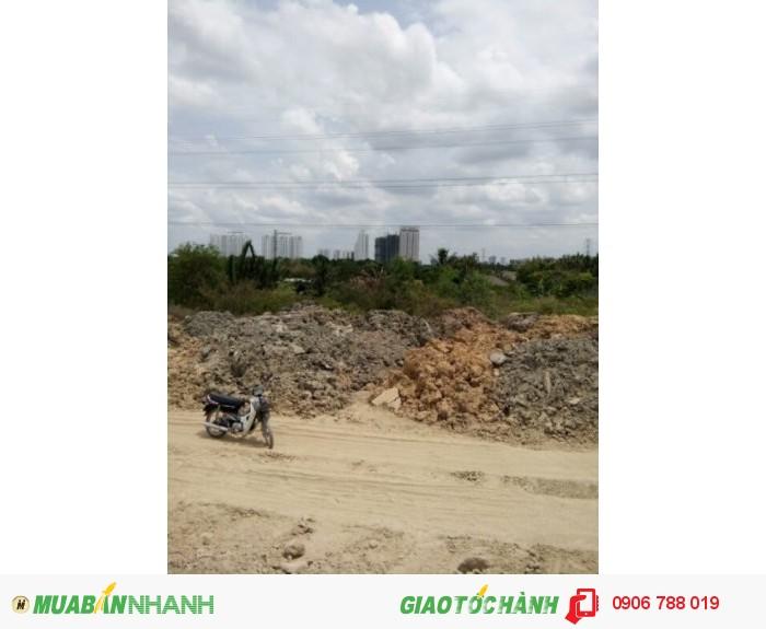 Bán đất mặt tiền Nguyễn Hữu Thọ nhà bè