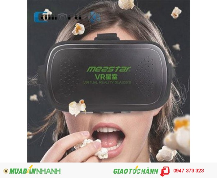 Kính 3D VR Mezstar Chính hãng