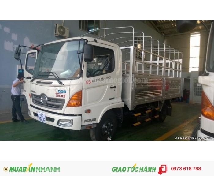Hino FC9JESW 6.2 tấn thùng 4.4m