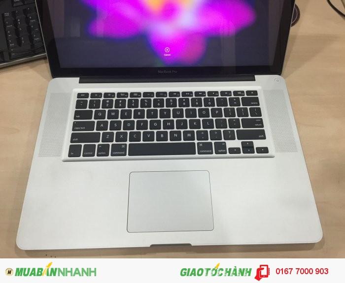 Macbook Pro 2011 - MC723 | RAM: 4GB 1333Mhz DDR3