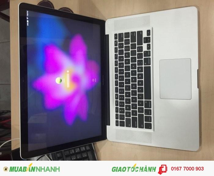 Macbook Pro 2011 - MC723 | Dung lượng ổ cứng HDD: 500Gb