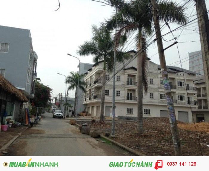 Bán nhà liên kế 1 trệt 3 lầu đối diện BVĐK Đồng Nai