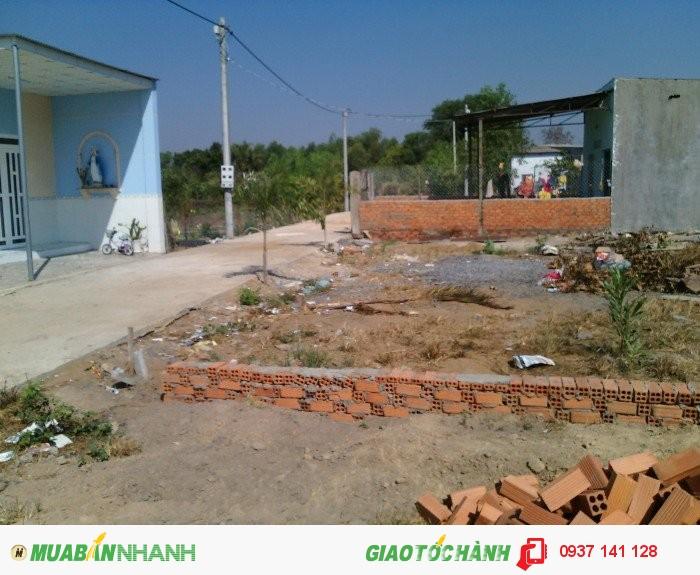 Bán gấp lô đất góc 2 mặt tiền gần QL1A, Trảng Bom, Đồng Nai, giá 250 triệu/120m2