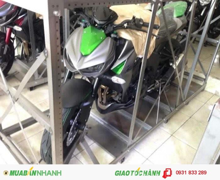 Kawasaki Z1000 sản xuất năm