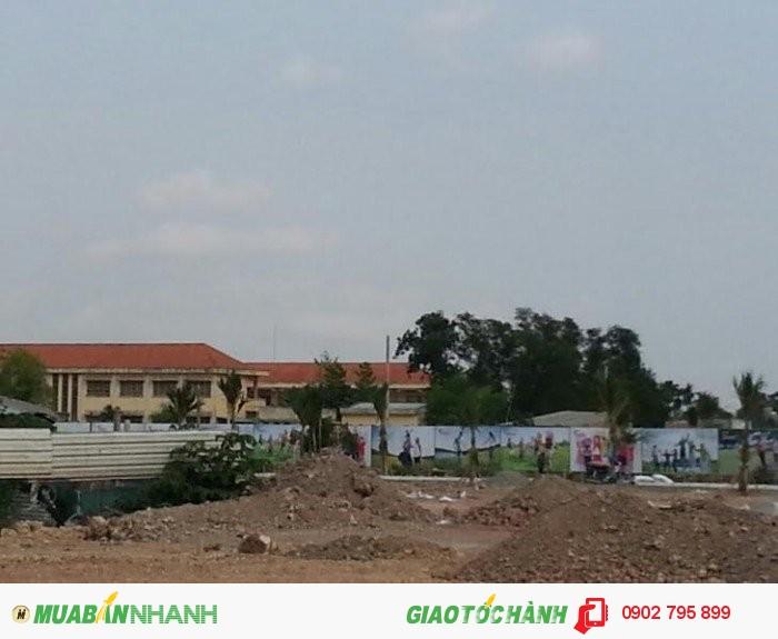 Đất nền dự án  Đại Lộ Trần Văn Giàu, Bệnh Viện Chợ Rẫy 2