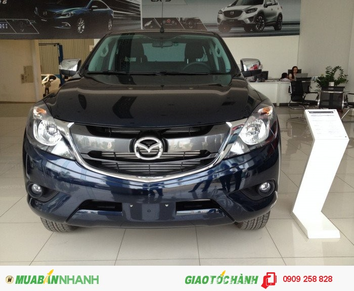 Mazda BT-50 sản xuất năm 2016 Số tay (số sàn) Dầu diesel