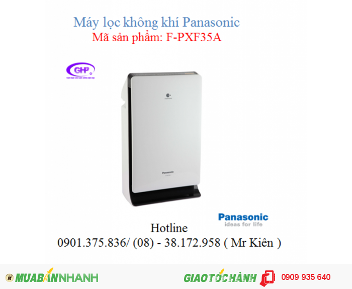 Thông số kỹ thuật: -Công suất: 20W -Diện tích sử dụng: 26 m2 -Lưu lượng gió: 3.5 m3/phút -Độ ồn: 44dB -Kích thước: 520 x 300 x 189 mm -Trọng lượng: 4.8 kg -Cảm biến Sensor khử mùi  -Đo mức độ ô nhiễm -Xuất xứ: Trung Quốc