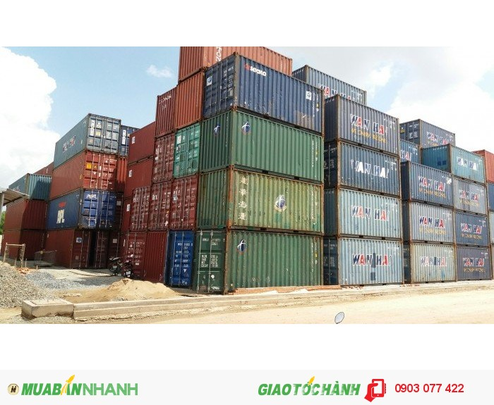 Dịch vụ Container