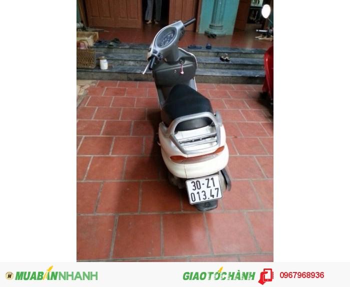 Xe Spacy trắng muốn bán