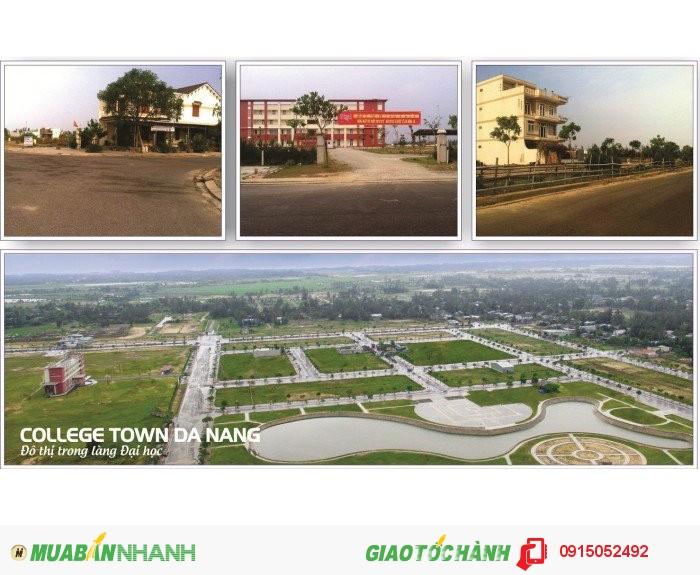 Bán Đất Dự Án College Town Đà Nẵng – Đầu Tư Sinh Lợi Vàng