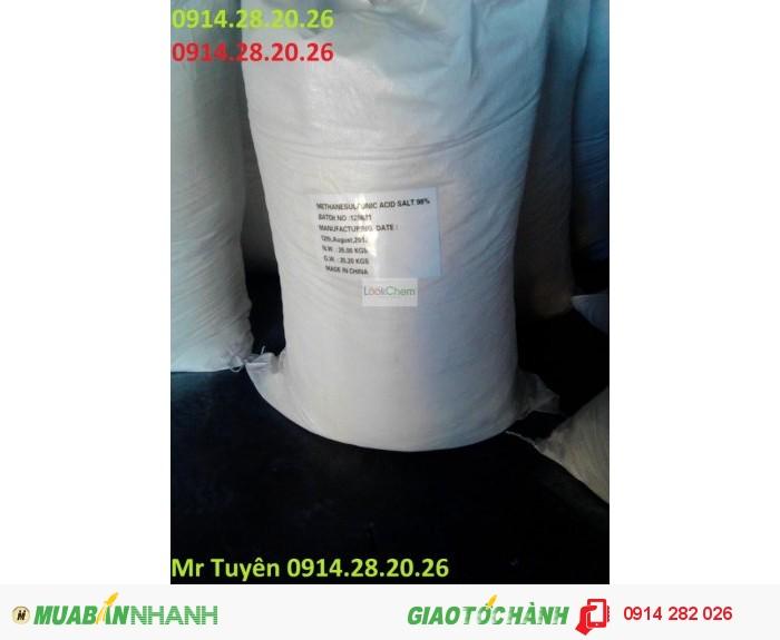 Bán MNBSA C6H4NNaO5S-Nitrobenzenesulfonic-Acid-Sodium-Salt-resist salt granules1