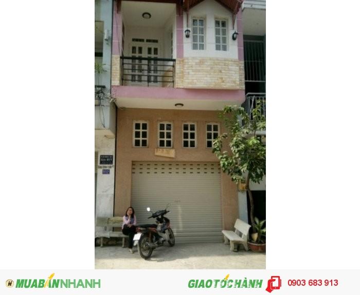 Nhà 3.2x15m 1 trệt 1 lầu giá 980 triệu sát q7