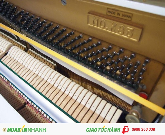 Đàn piano cơ Kawai K35