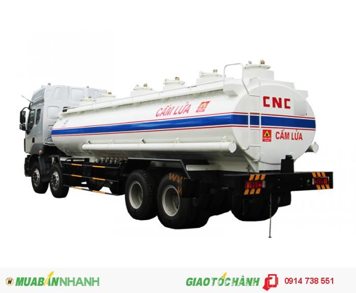 Xitec xăng dầu 8x4; 22m3; hiệu chenglong