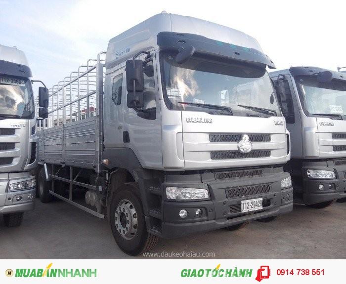 Xe tải thùng 6x4 Chenglong