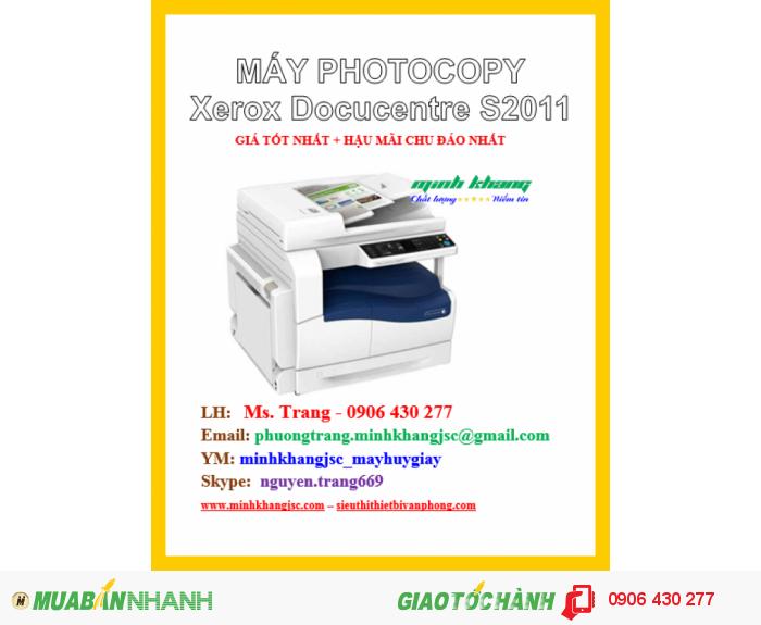 Máy Photocopy Fuji Xerox DocuCentre S20111