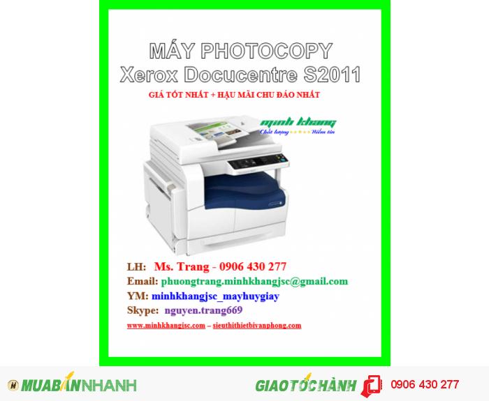 Máy Photocopy Fuji Xerox DocuCentre S20113