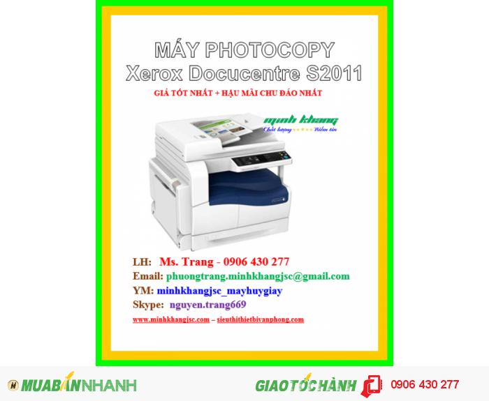 Máy Photocopy Fuji Xerox DocuCentre S20110