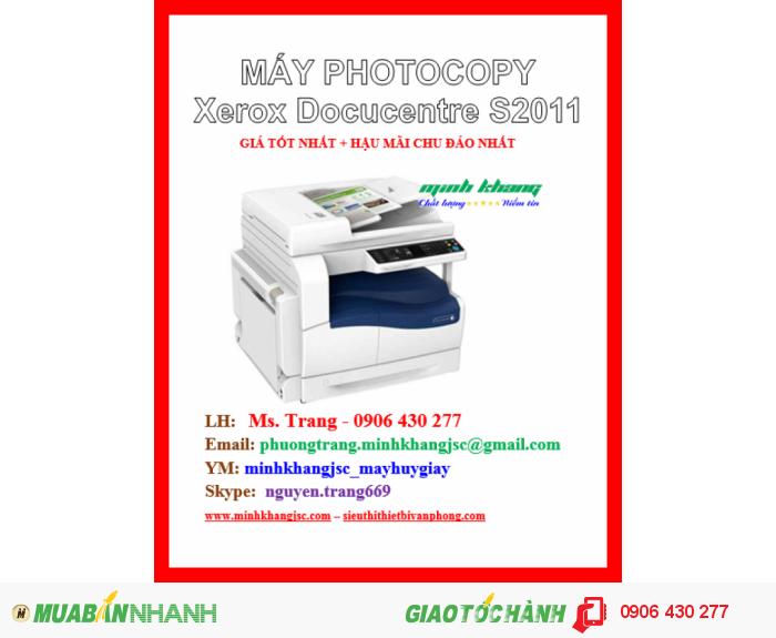 Máy Photocopy Fuji Xerox DocuCentre S20112