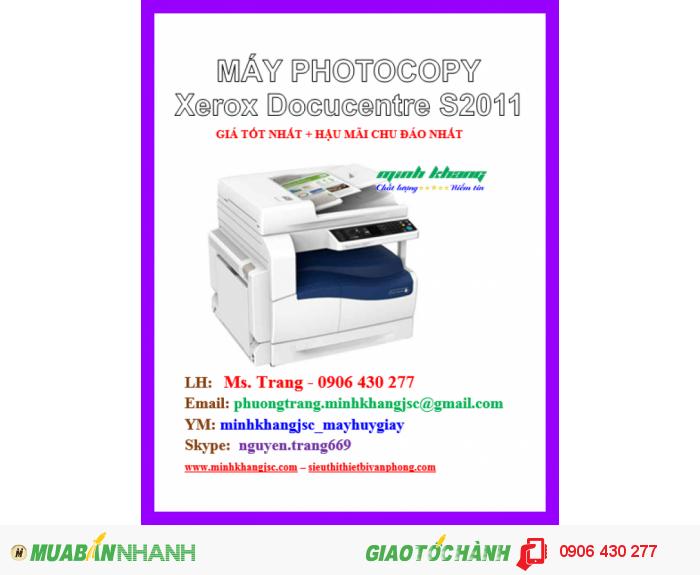 Máy Photocopy Fuji Xerox DocuCentre S20114