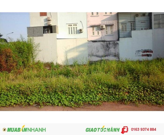 Chuyên đất Phú Nhuận-Lê Thị Riêng, đối diện UBNDQ12, giá rất thiện chí