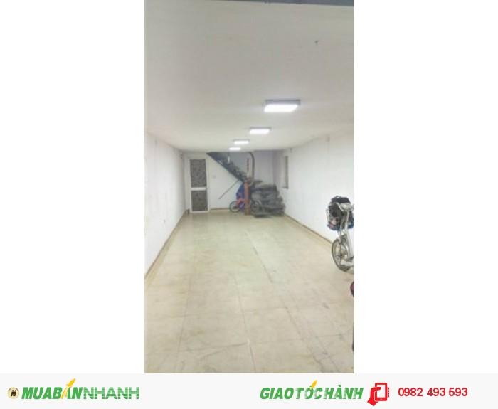 Cho thuê nhà mặt phố số 8 đường Phan Thúc Duyệt