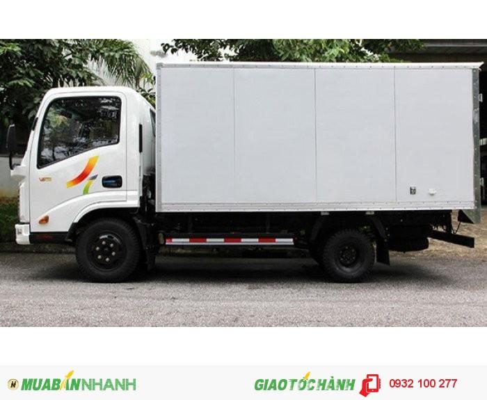 Bán xe tải veam 1.25 tấn , xe veam vt125 chính hãng,giá cạnh tranh