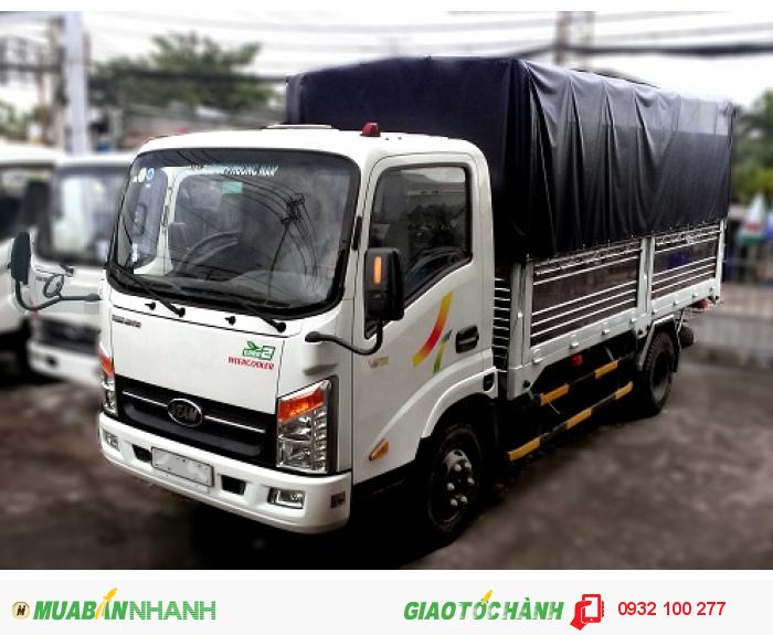 Veam VT sản xuất năm 2016 Số tự động Xe tải động cơ Dầu diesel