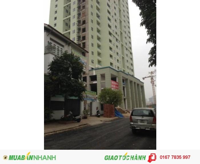 Cần tiền bán căn hộ giá rẻ chung cư 136 Hồ Tùng Mậu,quận Bắc Từ Liêm, 105m2, 3PN.