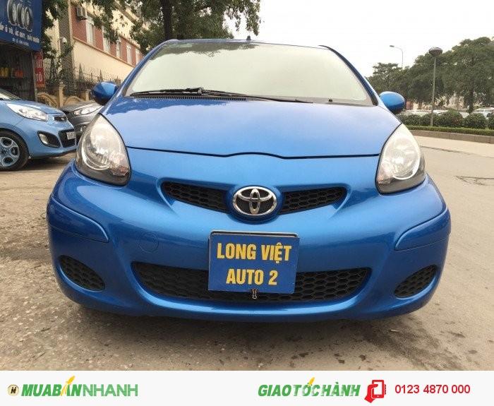 Toyota Aygo sản xuất năm 2012 Số tự động Động cơ Xăng