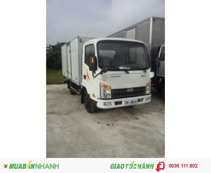 Xe tải VEAM VT252 tải trọng 2T4