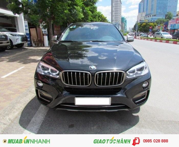 BMW X6 sản xuất năm 2015 Số tự động Động cơ Xăng