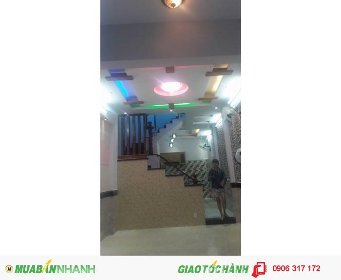 Bán căn nhà đường Bùi Quang Là,p12 Gò Vấp,Hồ Chí Minh,SHR,4 x12 giá 1 tỷ 62