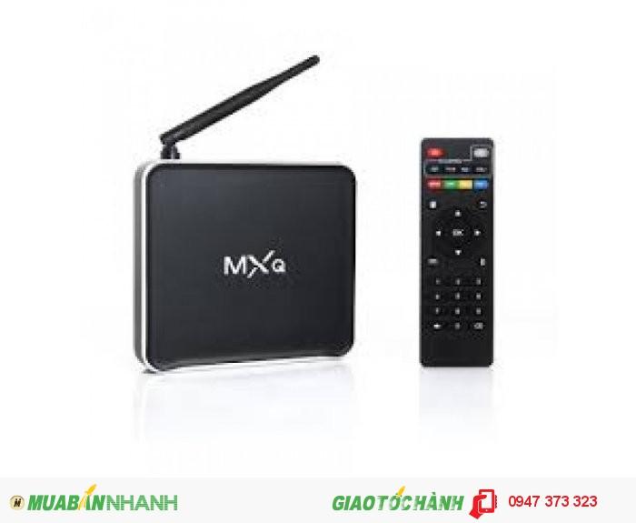 MXQ M10 Android TV Box Amlogic S812 Quad Core Ram 2GB0